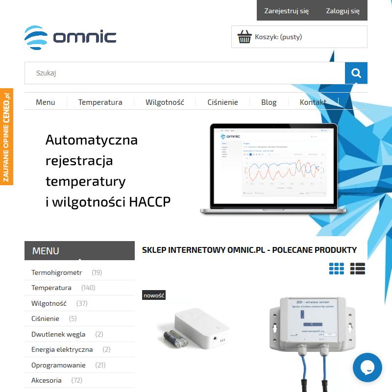Rejestrator temperatury do sterylizacji - Warszawa