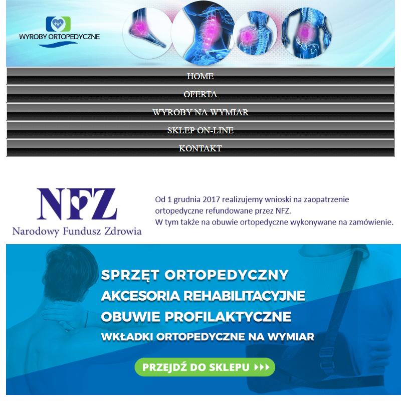 Gdańsk - opaska ortopedyczna na kolano