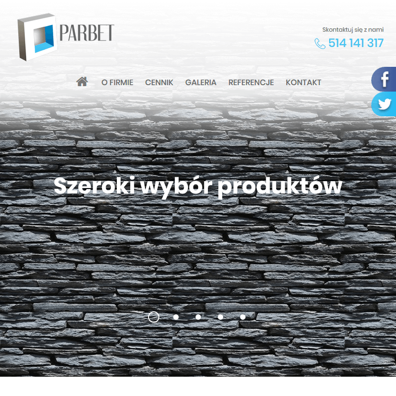 Augustów - słupki betonowe producent warmińsko mazurskie