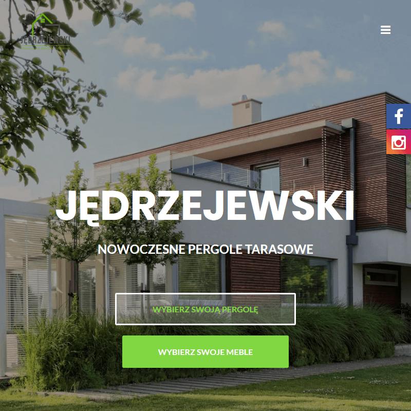 Poznań - nowoczesne zadaszenia tarasu