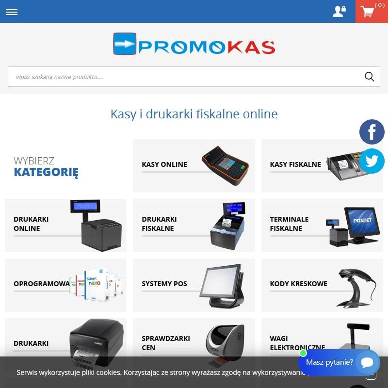 Kraków - drukarka posnet
