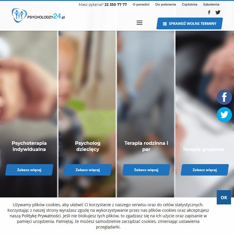 Prywatny psycholog w Warszawie