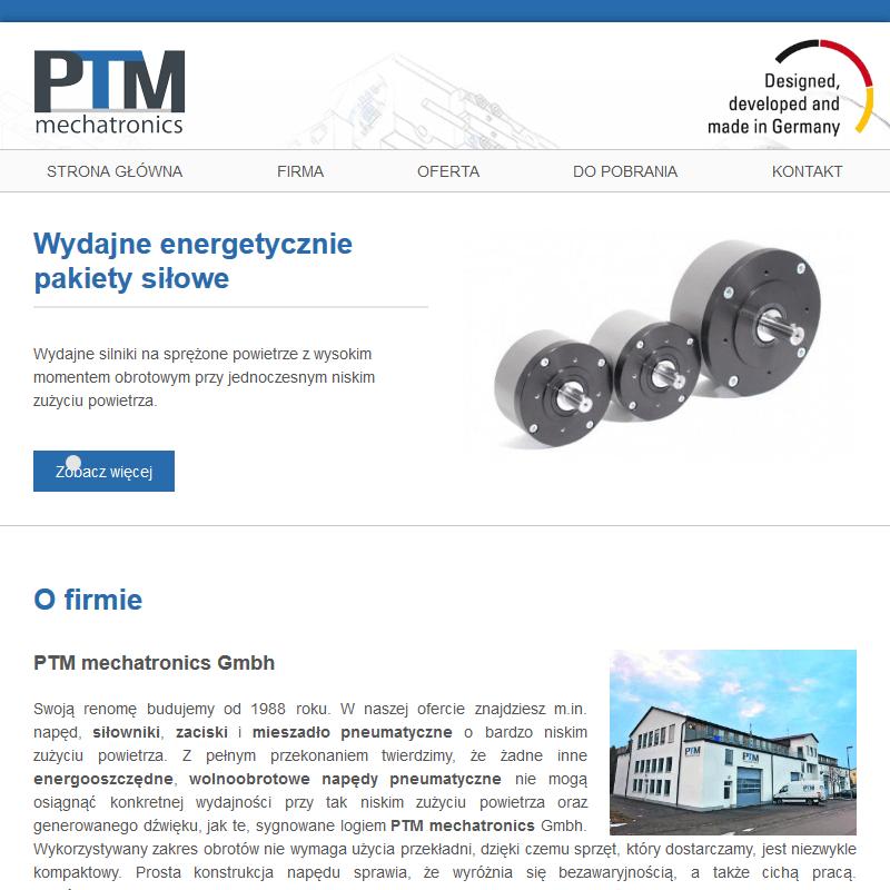 Silniki pneumatyczne o ruchu obrotowym w Warszawie
