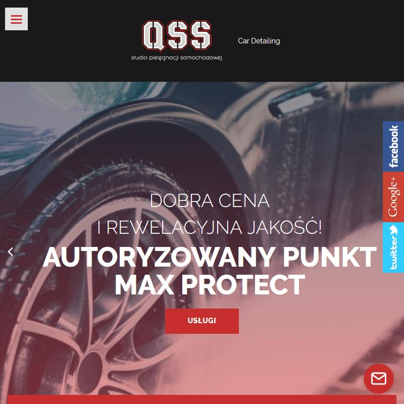 Car detailing Wrocław