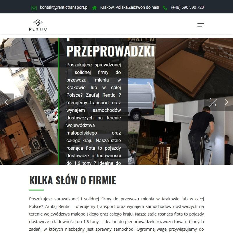 Przeprowadzki kraków cennik - Kraków