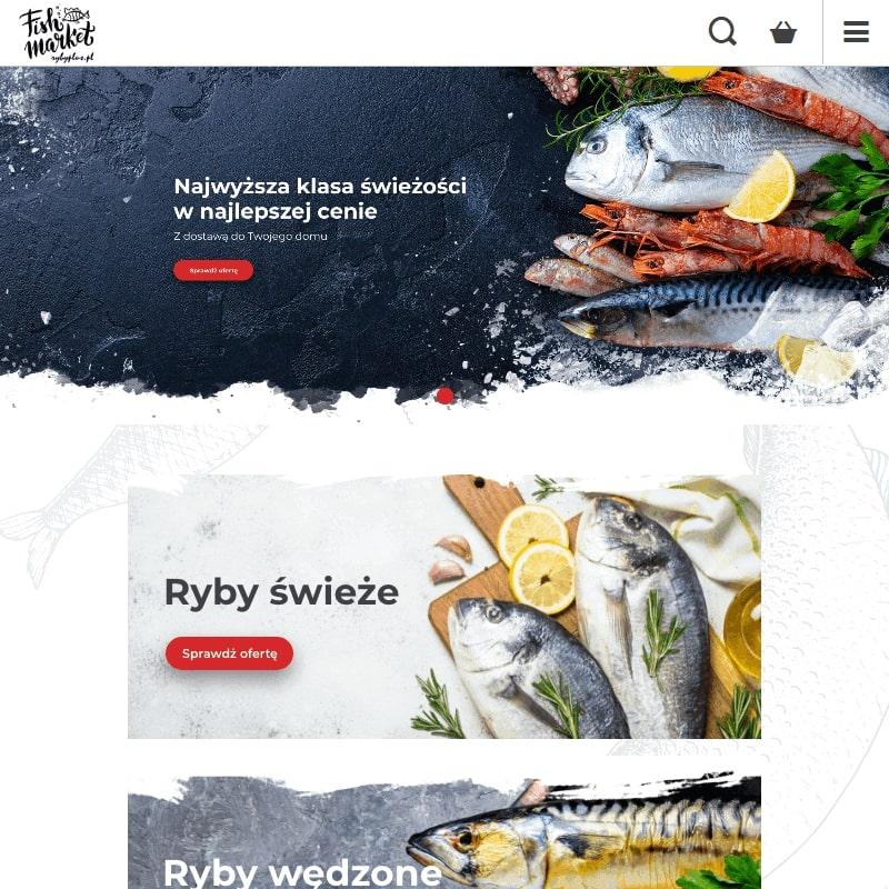 Łosoś norweski świeży