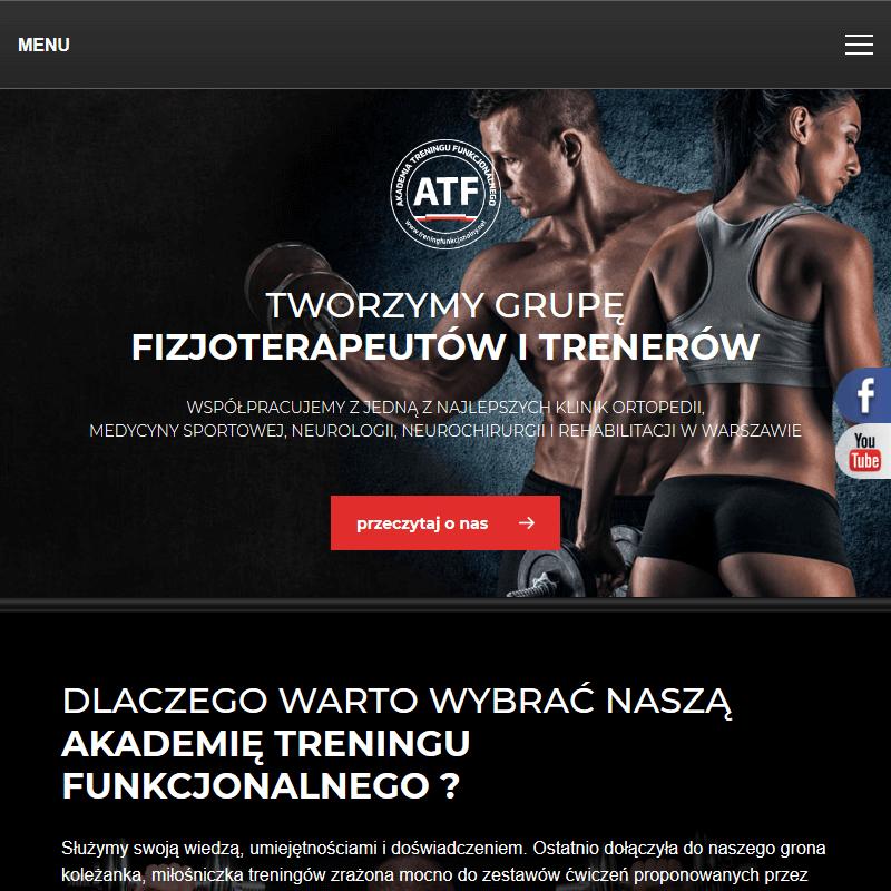Certyfikat trenera personalnego - Warszawa