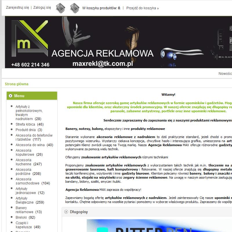 Akcesoria ekspozytory z pleksi biurowe reklamowe