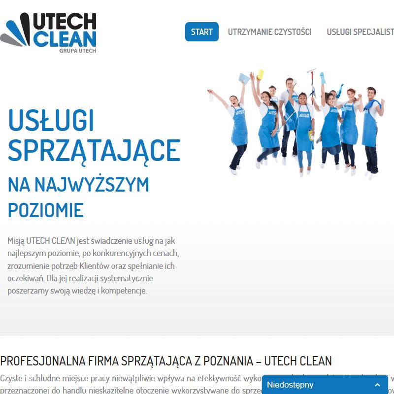 Maszynowe mycie posadzki Poznań