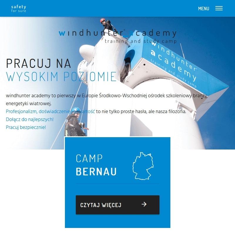 Monter turbin wiatrowych - Gdańsk