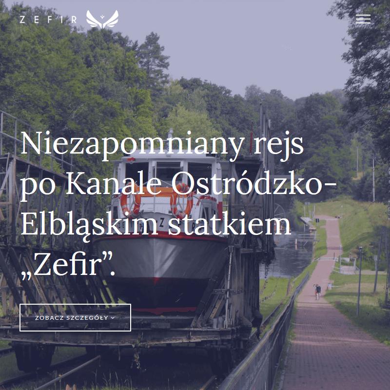 Żegluga Ostróda
