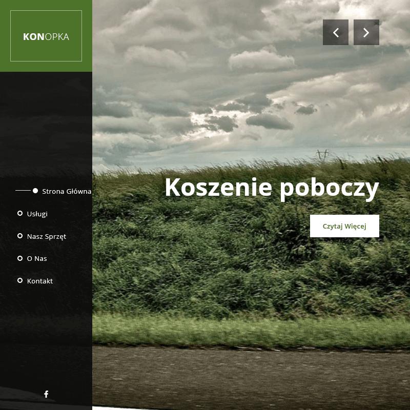 Koszenie dróg w Poznaniu